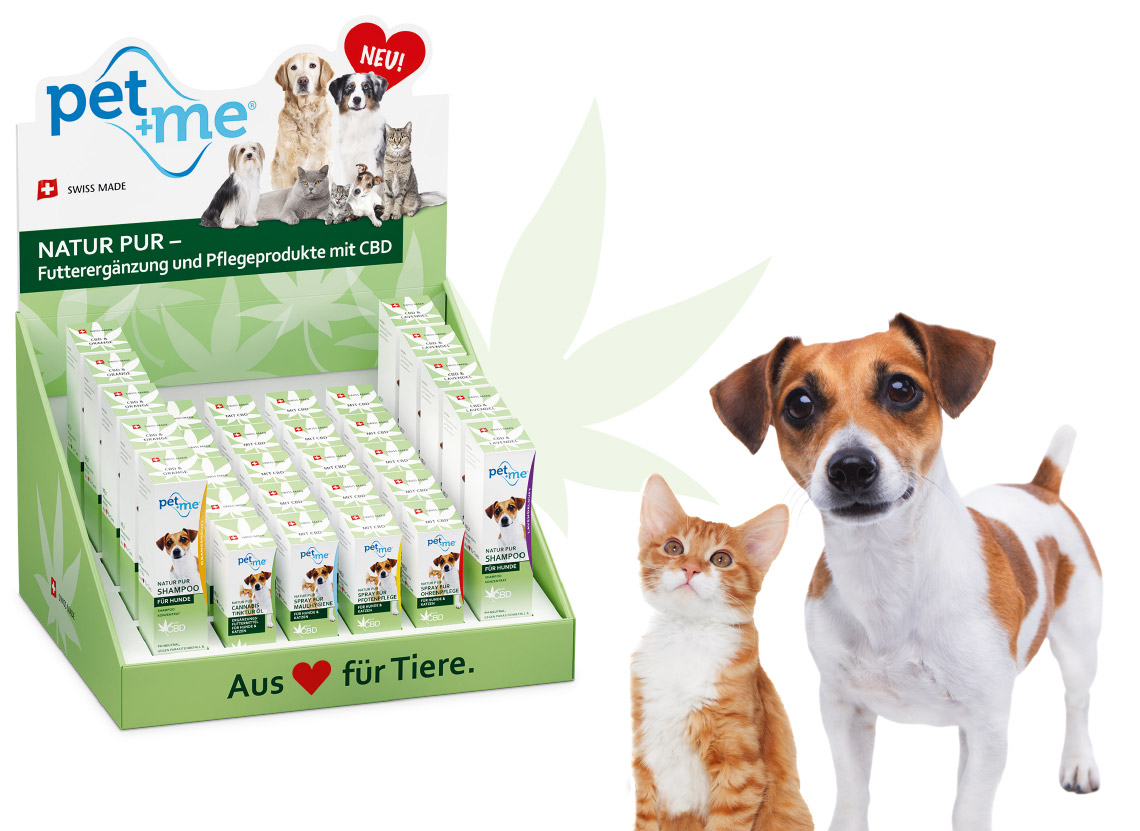 POS Display pet+me®