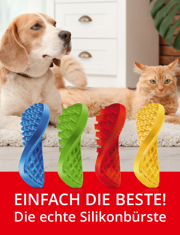 pet+me® Bürsten Slide
